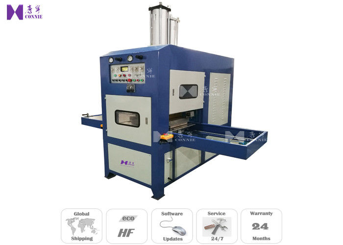 Spanner High Frequency Blister Packing Machine 12KW With E3130 Vibrational Tube